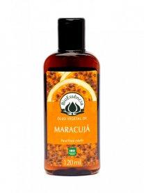Imagem - Óleo vegetal de maracujá BIOESSENCIA 120ml