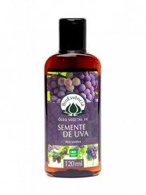 Imagem - Óleo vegetal de semente de uva BIOESSENCIA 120ml