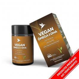 Imagem - Ômega 3 DHA Vegan PURAVIDA 60 cápsulas