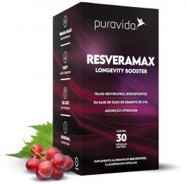 Imagem - Resveramax PURA VIDA 30 capsulas