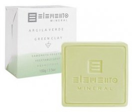 Imagem - Sabonete argila verde ELEMENTO 100g