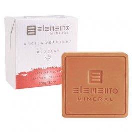 Imagem - Sabonete argila vermelha ELEMENTO 100g
