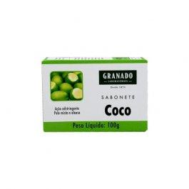 Imagem - Sabonete coco GRANADO 100g