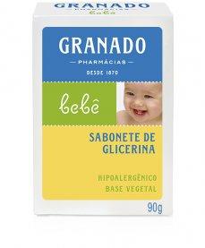 Imagem - Sabonete em barra bebê GRANADO 90g - 10-174