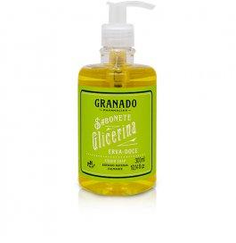 Imagem - Sabonete líquido glicerina GRANADO 300ml