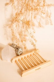 Imagem - Saboneteira de bambu INSIGHT