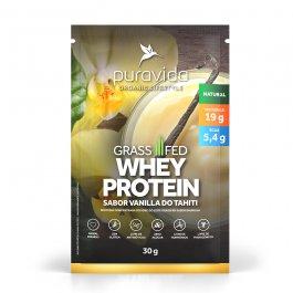 Imagem - Sachê whey protein PURAVIDA 30g