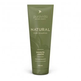 Imagem - Shampoo natural manuya lemon PURA VIDA 250ml