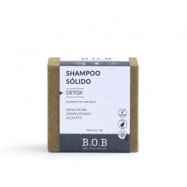 Imagem - Shampoo sólido detox B.O.B 80g