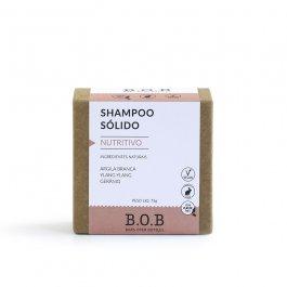 Imagem - Shampoo sólido nutritivo B.O.B 80g