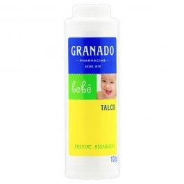 Imagem - Talco bebê GRANADO 100g