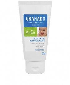 Imagem - Talco em gel bebê pele sensível GRANADO 80g