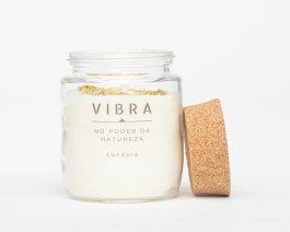 Imagem - Vela com tampa energia VIBRA 150g