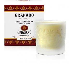 Imagem - Vela perfumada GRANADO 180g