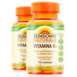 Imagem - Vitamina B6 SUNDOWN 150 unidades