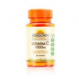 Imagem - Vitamina C 1000mg SUNDOWN 30 cápsulas