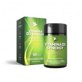 Imagem - Vitamina D3 synergy PURAVIDA 60 cápsulas 1600mg