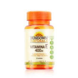 Imagem - Vitamina E 400ui SUNDOWN 30 unidades