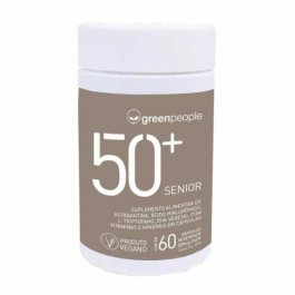 Imagem - Vitamina senior 50+ vegano GREENPEOPLE 60 cápsulas