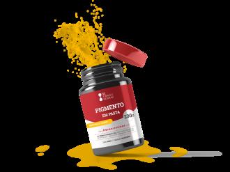 Imagem - Pigmento em Pasta Amarelo Ouro cód: 6364