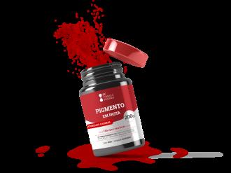 Imagem - Pigmento em Pasta Vermelho Cardeal cód: 6371