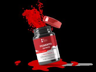 Imagem - Pigmento em Pasta Vermelho Ferrari 6372
