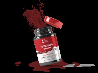 Imagem - Pigmento em Pasta Vermelho Óxido cód: 6373