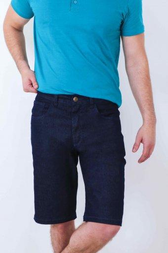 Bermuda Jeans 5 Bolso