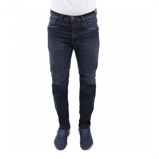 Calça Jeans Masculina Slim Com 5 bolsos