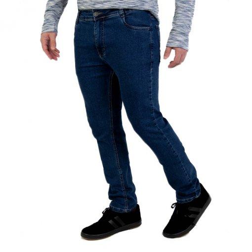 Calça Jeans Masculina Slim
