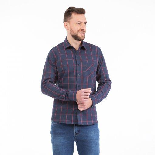 Camisa Masculina Modelagem Comfort