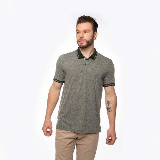 Camisa Polo Comfort Masculina Manga Curta