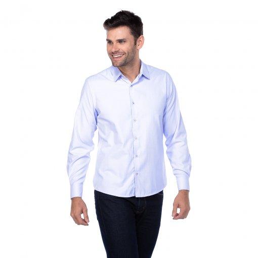 Camisa Slim Ref 5292 Branca