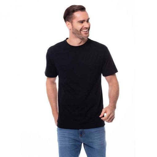 Camiseta Comfort Masculina Manga Curta