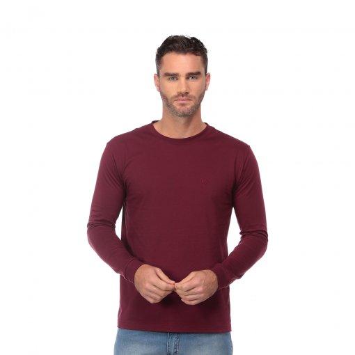 Camiseta Básica Manga Longa