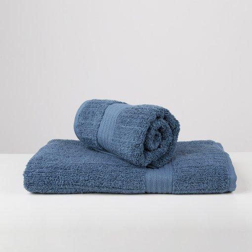 Toalha de Banho Chronos na Cor Azul