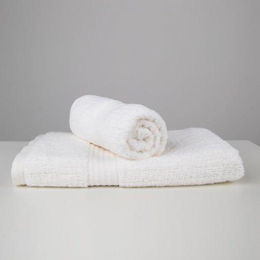 Toalha de Banho Chronos De Cor Branca