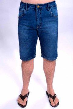 Imagem - Bermuda Jeans Masculina 5 Bolsos cód: 106796140