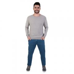 Imagem - Calça Jeans Slim cód: 7673272147