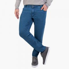 Imagem - Calça Jeans Masculina Slim cód: 7673272147