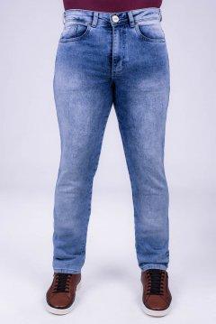 Imagem - Calça Jeans Masculina Slim cód: 7673352530