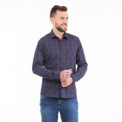 Imagem - Camisa Masculina Modelagem Comfort cód: 783215166