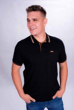 Imagem - Camisa Polo Manga Curta com Bolso cód: 105549102