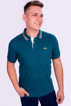 Imagem - Camisa Polo Manga Curta com Bolso cód: 105549314