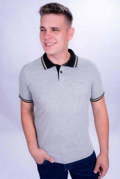 Imagem - Camisa Polo Masculina Manga Curta cód: 105549717