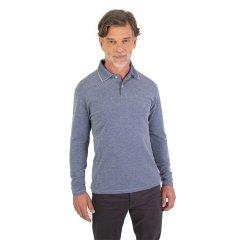 Imagem - Camisa Polo Masculina Slim cód: 780825106