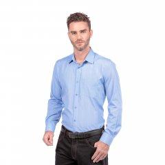 Imagem - Camisa Slim Xadrez Ref 5266 Azul cód: 782503125