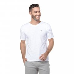 Imagem - Camiseta Malha Sustentável Masculina cód: 77070321