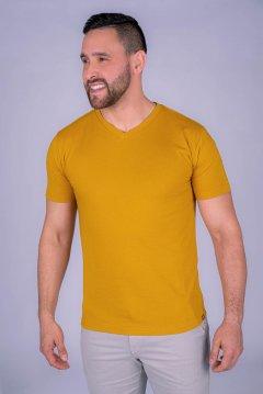 Imagem - Camiseta Básica Masculina Manga Curta cód: 105520215
