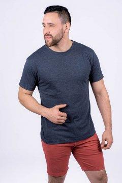 Imagem - Camiseta Básica Masculina Manga Curta cód: 105519542